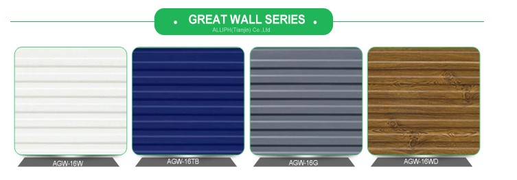 Great wall sandwich panel