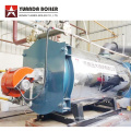Coil Pipe Gas Fired Thermal Fluid Heater Boiler