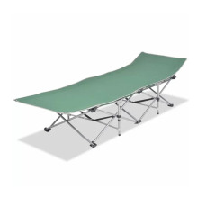 Comfort powder-coated steel Basic Folding BED