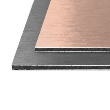 Brushed Aluminium Composite Sheet