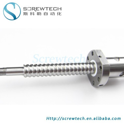 High Mechanical Efficiency Diameter 1616 Ball Screw