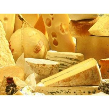 Transglutaminase for Cheese Products
