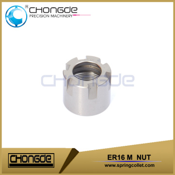 High speed high accuracy ER16 M Type nuts