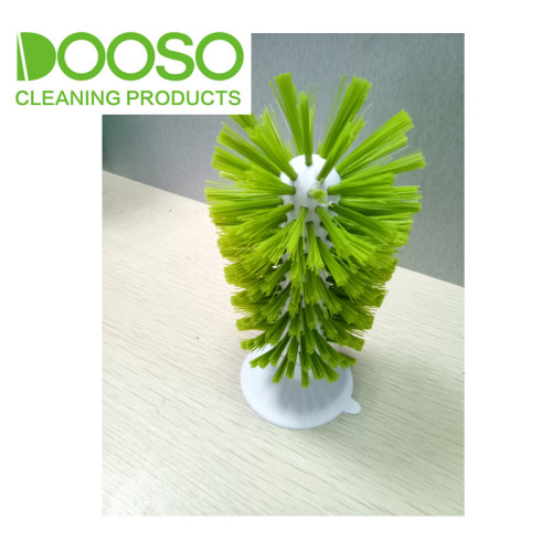 Hot Selling Magic Silicone Suction Cup Brush DS-211