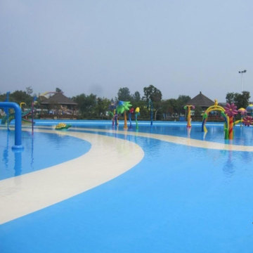 Concrete swimming pool waterproofing products