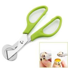 Kitchen Tools Egg Scissors Stainless Steel Blade Tools Quail Egg Scissors Cracker Opener Cigar Cutter Safety Egg Tools