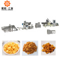 Fried Bugles Corn Chips Snacks Food Making Machines