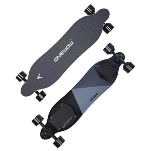 High speed cheaper electric skateboard