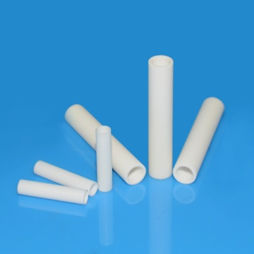 Industrial High Purity Alumina Small Ceramic Tube