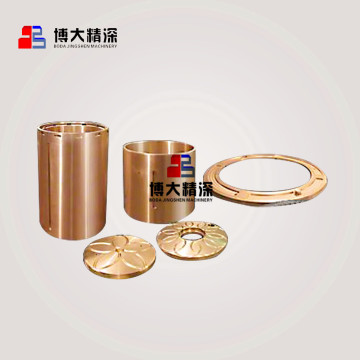 Cone Crusher Spare Parts Eccentric Bronze Bushings Sleeve