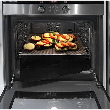 PTFE Non-stick Microwave Oven Mat - Protecting Oven Bottom