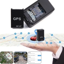 New Mini Tracker LBS Realtime Car Truck Magnetic Tracking Device GSM GPRS Locator GPS Trackers USB Charging Cable For Vehicle