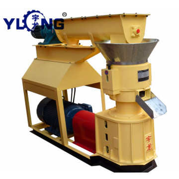 Yulong cow dung pellet machine