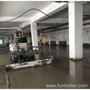 FURD concrete power screed floor laser leveling machine FJZP-200