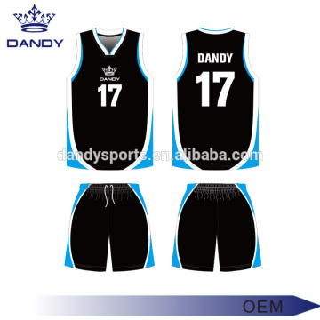 Custom made basketball jerseys