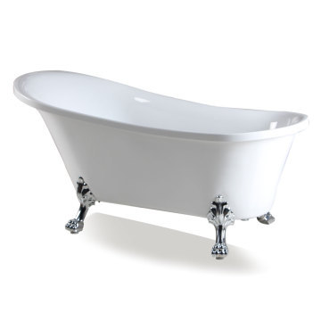 Clawfoot Soaking Slipper Tub