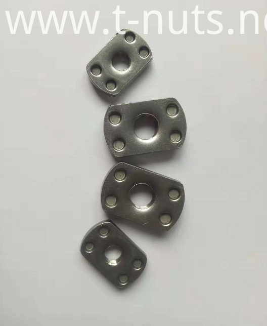 Full thread Welding nut