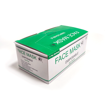 Antivirus Dust Face Mask 3 Ply Non-woven