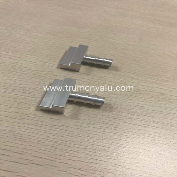 6061 Aluminum auto spare part for heat sink