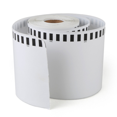 Brother compatible continous Thermal Labels 102mm x 30.48m