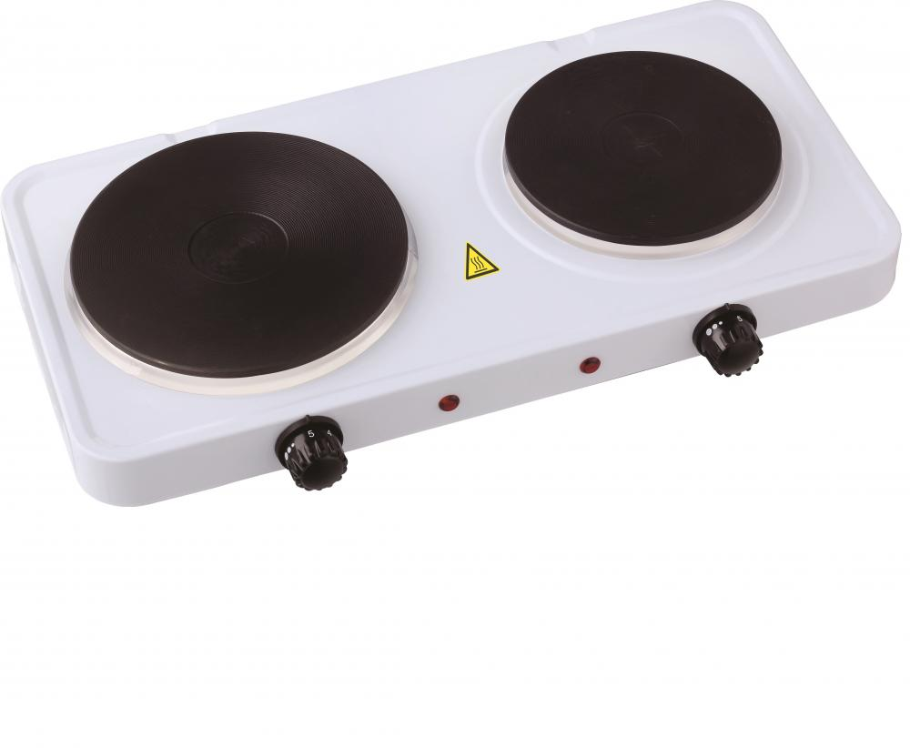 Cast Iron Double Heating Plates