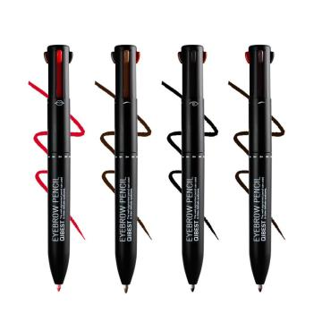 automatic lip liner pencil private label eyebrow pencil