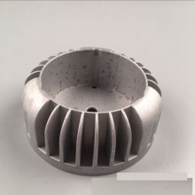 Stainless steel casting process plaster caster