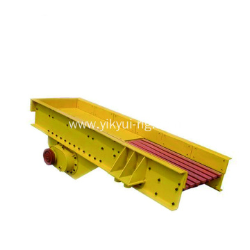 New series apron feeder for minerals chemical industry