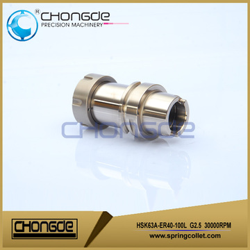 High Quality HSK63A-ER40-100 Collets Chucks