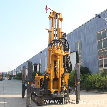 XCMG Pneumatic Deep Water Well Drilling Rig