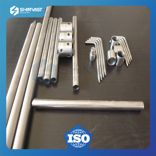 Cnc precision turned components with high quality