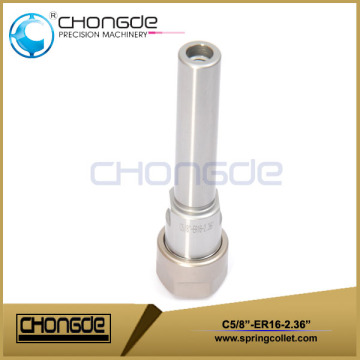 "ER16 5/8"" Collet Chuck With Straight Shank 2.36"""