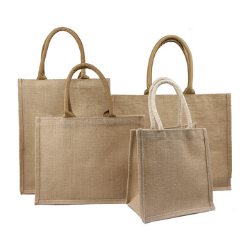 wholesale jute bag beach bag