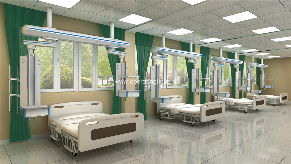 Power column provide more space for ICU