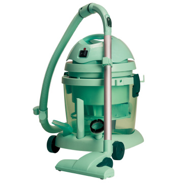 green water filter drum vacuum cleaner