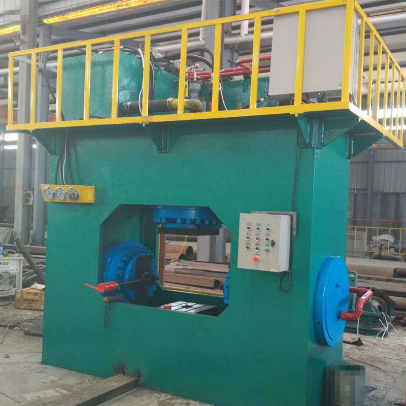 Reducing Stainless Steel Tee Machine