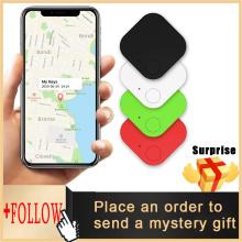 Pets Dog Smart GPS Tracker Anti-lost Alarm Tag Wireless Bluetooth Tracker Child Wallet Bag Key Finder Locator Anti Lost Alarm