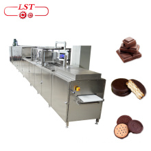 Automatic chocolate depositing production lines machine