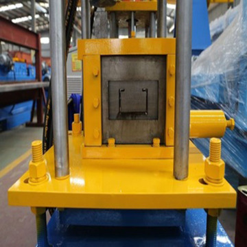 CZ Purling Channel Steel Machine automatique Purlin