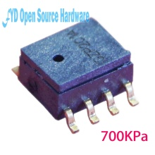 1PCS XGZP8 700KPa piezoresistive pressure sensor