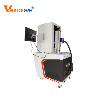laser marking machine for metal/plastic