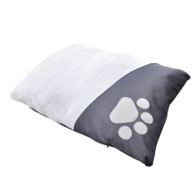 Pet Bed Large with Dog Paw