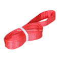 Red Endless Round Lifting Sling