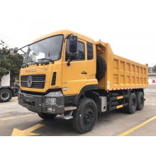 Dongfeng dump truck in right hand drive
