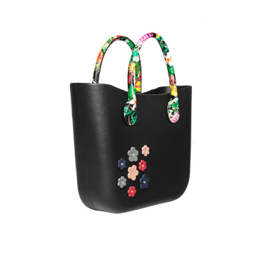 fashion design  EVA beach handbags for women