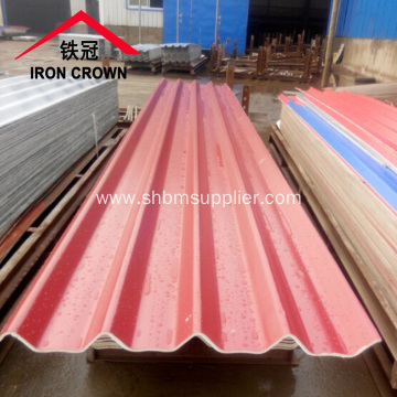 MGO RoofingSheet Better Than Corrugated Roof Steel