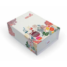 Printed Sliding Drawer Cardboard Custom Box