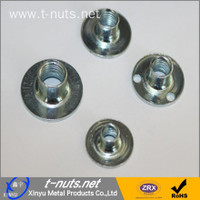 Zinc Plated Carbon Steel Weld Nuts Furniture