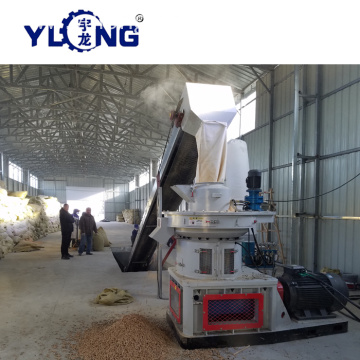 High Quality Acacia Wood Pellet Press Mill