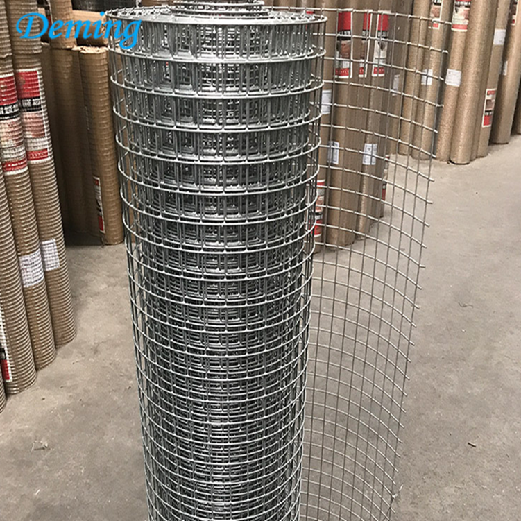 Wholesale galvanized Welded Wire Mesh Fence